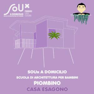 SOUx Piombino – Casa Esagono